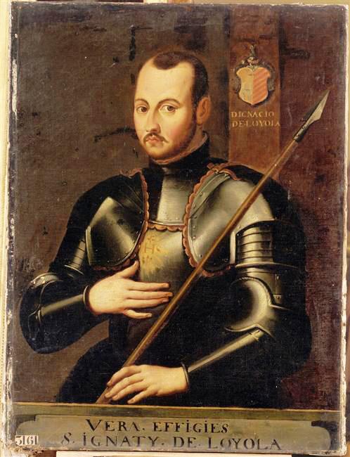 Le Récit du Pèlerin, autobiographie d'Ignace de Loyola : chapitre I —