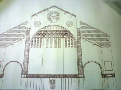 Saint louis de vincennes ou la primaut de l 39 architecte 1 for Garage louis vincennes