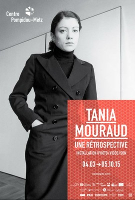 Tania mouraud une r trospective unique au centre for Tarif chauffage urbain metz