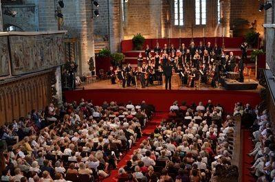 Festival De Musique De La Chaise Dieu Auvergne