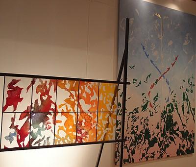 Bien-aimé Lorsque les peintres contemporains renouvellent l'art du vitrail  XZ18