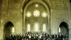 44e Festival : « Musiques Sacrées - Musiques du Monde » à l'abbaye de Sylvanès (12)