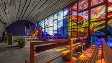 Expo : Images et lumière, le vitrail contemporain en France 2015-2019 au Centre International du Vitrail, Chartres (28)
