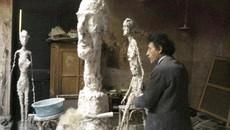 Expo « L'Homme qui marche - Alberto Giacometti » à l'Institut Giacometti à Paris 14e