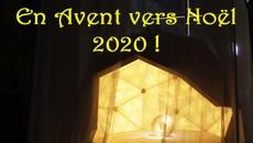 En Avent vers Noël 2020, à la lumière de l'art avec Narthex !