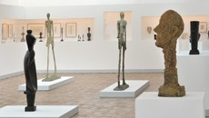 «  Les Giacometti, une famille de créateurs » à la Fondation Maeght à Saint-Paul-de-Vence