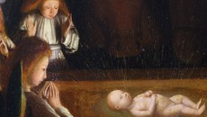 Béatitude de Noël : La Nativité dans la nuit